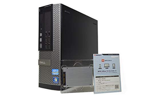 リアル デスクトップパソコン SSD【Office搭載】 SSD 240GB DELL (新品換装) (新品換装) DELL OptiPlex(品), マルヒ菅野水産ショップ:f5bee95f --- kzdic.de