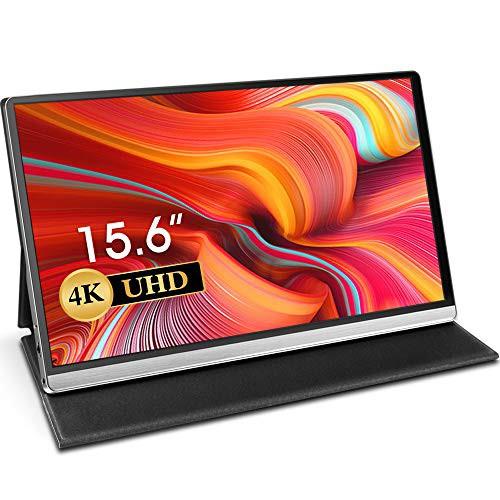 【安心発送】 Uperfect 4K 15.6インチ モバイルモニター 3840*2160@60hz/USB Type-C*2/HD(品), STOVE HOUSE GARBO 19130a33