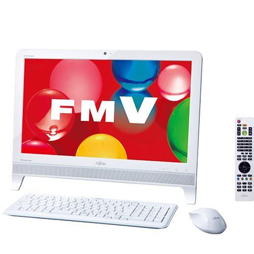 最前線の EH30/HT FMVE30HTW ESPRIMO )(新古未使用品) (Office Personal 富士通-その他家電
