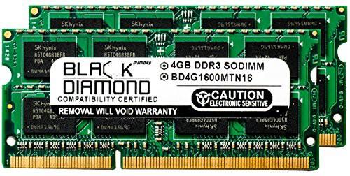 保障できる 2?X 4gb Pro Apple Ramメモリfor A ( md101ll / 8?GB MacBook 13?