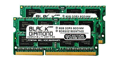【海外限定】 2X8GB 16GB Memory DDR3 for RAM (5423) Dell SO-DIMM Inspiron 204pin(新古未使用品) 14z-その他パソコン・PC周辺機器