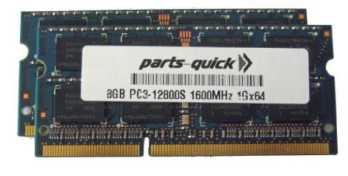 NEW 16GB Memory PC3-12800 SODIMM For Lenovo B40-30 2x8GB