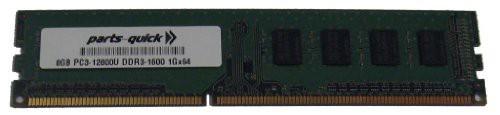 本物保証!  (新古未使用品) 8?GB x51デスクトップpc3???12800?1600?MHz非ECC Alienware ddr3メモリfor-その他パソコン・PC周辺機器