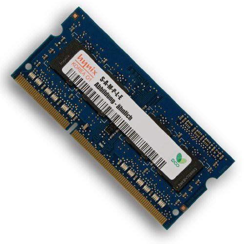 正規 SO-DIMM DDR 3-1600 Hynix 4GB、CL11、512Mx8)、LV(135 V)(新古未使用品), 憧れの f46a0960