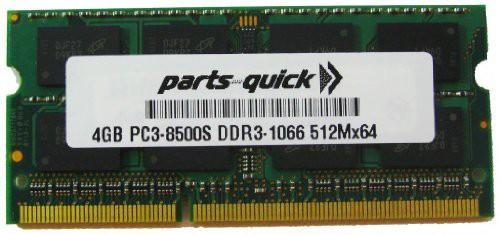 人気が高い Pavilion HP Compaq dv6(新古未使用品) 4GB PARTS-QUICK Notebook Entertainment メモリー-その他パソコン・PC周辺機器