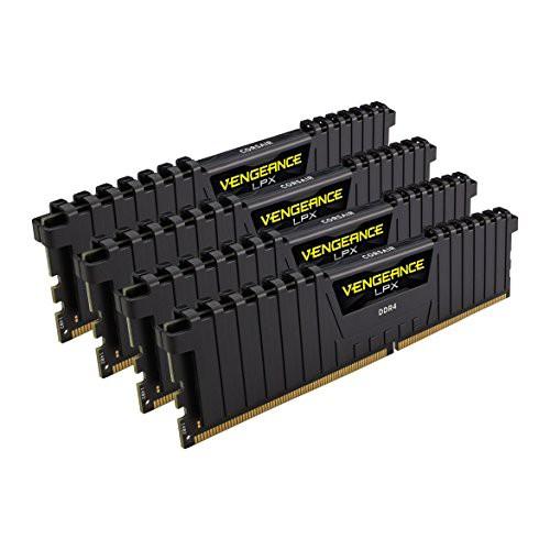 売り切れ必至! メモリモジュール 8GB×4枚キット VENGEANCE CORSAIR LPX シリーズ CM(新古未使用品) DDR4-その他パソコン・PC周辺機器