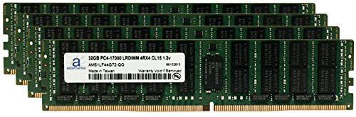 激安/新作 Adamanta 32gb 4?x Po(新古未使用品) 128?GB ( ) LRDIMMサーバーメモリアップグレードDell-その他パソコン・PC周辺機器
