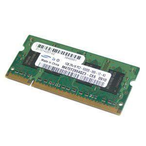 第一ネット DDR2 PC2-5300 CL5 M470T2864QZ3-CE6 Samsung 667MHz - 200pin SODIMM (新古未使用品) 1GB-その他パソコン・PC周辺機器