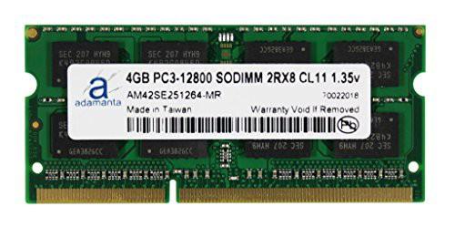 品質一番の Adamanta 4?GB ( 1?x 4gb )ノートPCメモリアップグレードfor HP EliteBook (新古未使用品), ベビー、キッズと雑貨のお店ナカヤ d14743ff