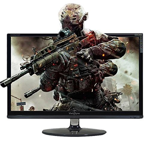 【オープニングセール】 ViewSync VSM240R Real 144Hz 24-Inch LED-Lit 144Hz 24-Inch Monitor LED-Lit FHD (1920x1080) Fl(新古未使用品), 樺戸郡:ba028840 --- chevron9.de