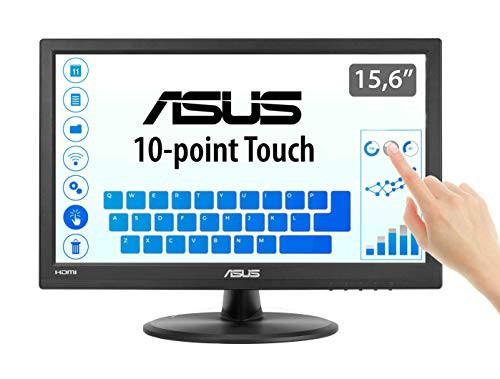 低価格で大人気の ASUS VT168H touch screen monitor 39.6 cm (15.6
