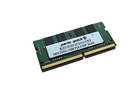 【オープニング大セール】 16?GBメモリforインテルnuc7i5bnh ( ddr4?2133?MHz ddr4?2133?MHz SODIMM RAM ( SODIMM parts-quick(新古未使用品), Kunio Collection:c7c24e05 --- sgjugend.de