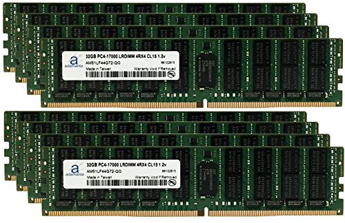 大切な 32gb ( Adamanta at(新古未使用品) 256?GB ) LRDIMMサーバーメモリアップグレードAcer 8?x-その他パソコン・PC周辺機器