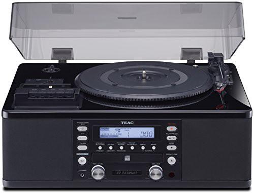 100%品質 LpカセットからCDレコーダー/USBホームシアターレシー Teac (未開封 LP-R660USB-PB 未使用の新古品)-テレビ本体