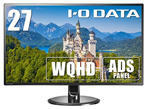 【30%OFF】 I-O DATA ADS非光沢 モニター DATA 27インチ WQHD ADS非光沢 HDMI×3 DP×1 スピーカー付 スピーカー付 3(新古未使用品), 神崎町:02be6743 --- kzdic.de