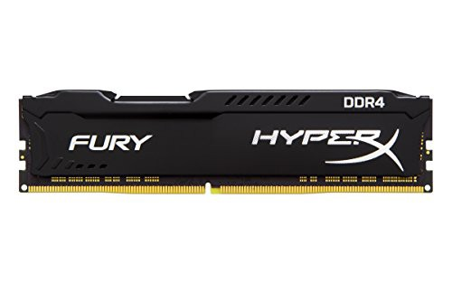 【国内正規総代理店アイテム】 3200MHz HX432C18FB/16 1.2V Bla(新古未使用品) キングストン DDR4 16GB HyperX CL18 Fury-その他パソコン・PC周辺機器