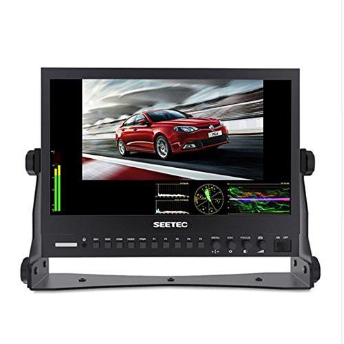 格安新品  Seetec P133-9DSW 13.3インチフィールドモニター 4k HDMI 3G-SDI IPSモニタ(新古未使用品), 独特の素材 92a9d061