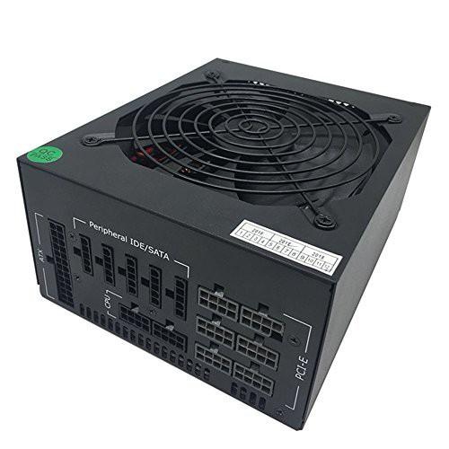 最新のデザイン Supply Rig Miner S9 Bitcoin Power Eth GPU 1600W S7 Mining For (新古未使用品) Modular-その他パソコン・PC周辺機器
