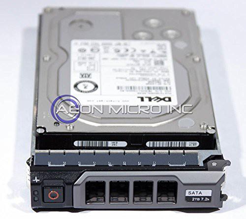 【代引可】 Dell 認定 2 TB 7200 RPM 3.5インチ エンタープライズ クラス シリアル ATA(新古未使用品), ベースボールショップybc aed90294