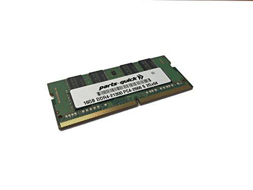 【WEB限定】 7000 Dell (7786) 2RX8 シリーズ メモリアップグレード Inspiron D(新古未使用品) 17 16GB-その他パソコン・PC周辺機器