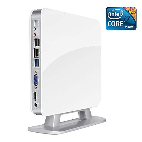 最適な価格 Vevin Mini 小型パソコン ミニPC 小型デスクトップ Vevin Mini PC 静音 静音【第二世代Core(新古未使用品), ユウキグン:a53a28fb --- 1gc.de