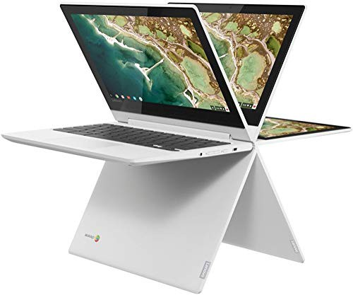 日本最級 Lenovo Chromebookの2イン1コンバーチブルラップトップ、11.6インチHD(136(新古未使用)-その他パソコン・PC周辺機器