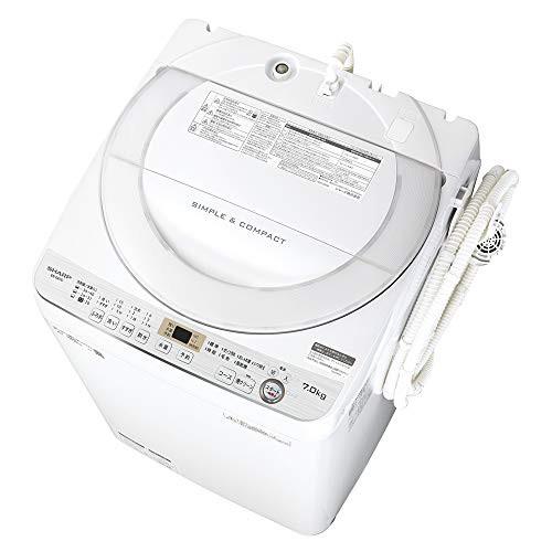 最高級のスーパー シャープ SHARP シャープ 7kg 全自動洗濯機 SHARP 幅56.5cm(ボディ幅52.0cm) 7kg ステンレス穴 (未開封 未使用の新古品), 茅野市:edd58cc3 --- kzdic.de