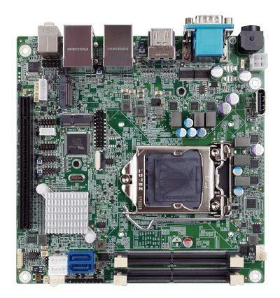 【海外限定】 IEI 第8世代Core Mini ITX規格 産業用マザーボード i対応LGA1151ソケット H(新古未使用品)-その他パソコン・PC周辺機器