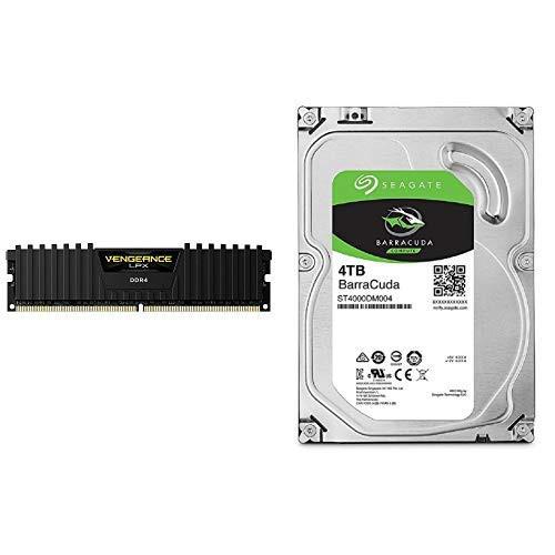 低価格で大人気の 【セット買い】CORSAIR メモリモジュール DDR4 VENGEANCE(新古未使用品) デスクトップPC用-その他パソコン・PC周辺機器