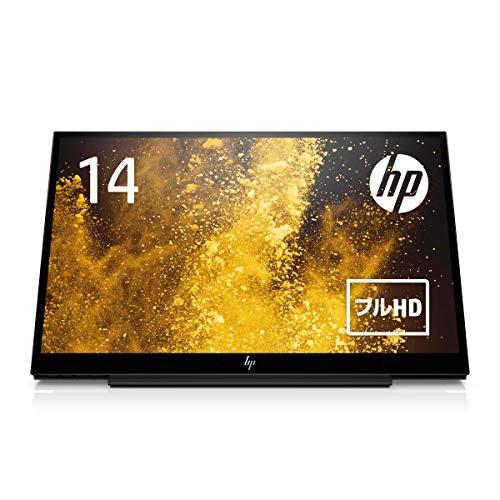 贈り物 HP モニター 14インチ モバイルディスプレイ モバイルモニター HP Elite Di(新古未使用品), 桜川村 bd6d734f