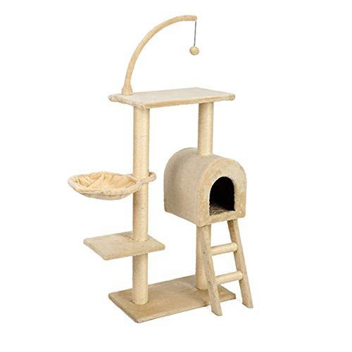 最前線の DAYUMAOJIN 猫の木サイザルの傷ポスト子猫家具ぬいぐるみコンドミニアムハ (新古未使用品), MEXICO b115efcd