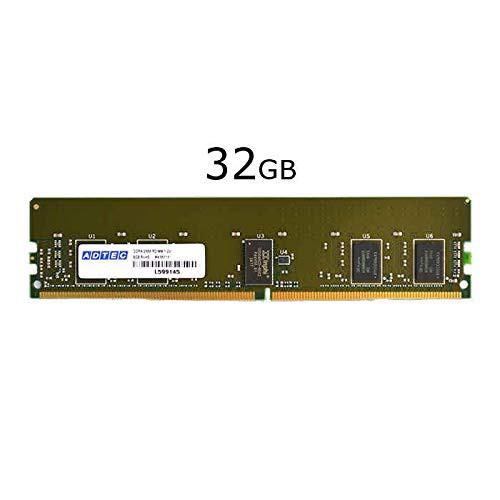 低価格の DDR4-2933 Mac用 32GB (新古未使用品) デュアル ADM2933D-R32GDA RDIMM 288pin アドテック-その他パソコン・PC周辺機器