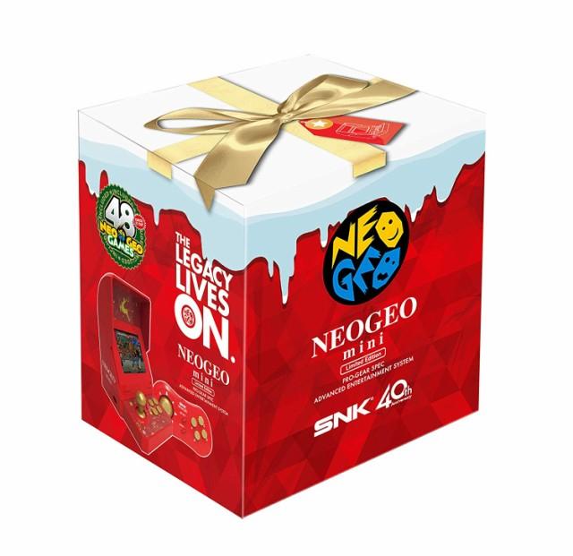 超歓迎された 【新品・未開封】NEOGEOmini クリスマス限定版 送料無料, 爆安!家電のでん太郎 ac02ce9b