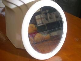 親水性 汚れ防止 水垢防止 古い鏡もスッキリフィルム サイズA1