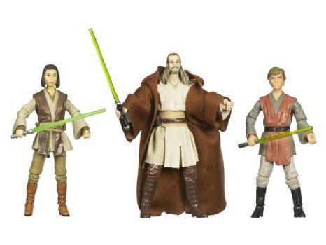 入荷中 Star Wars (スターウォーズ) 3.75 Inch Evolutions - Jedi (ジェダイ) Legacy 3Pk, 雛人形五月人形のばぶちゃん 0acc76b6