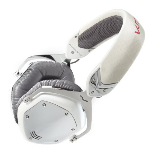 【NEW限定品】 V-MODA Crossfade LP Over-Ear Noise-Isolating Metal Headphone(white peal), しるし堂 7e17d19a
