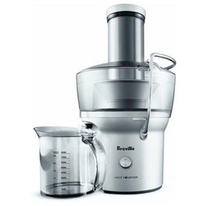 【正規品直輸入】 Breville Fountain BJE200XL Compact Compact Juice Fountain Juice 700-Watt, ミヨタマチ:1c634765 --- chevron9.de