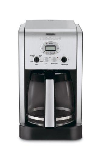 売上実績NO.1 Cuisinart クイジナート社 DCC-2600 Brew Central 14-Cup Programmable Coffeemaker with Glass Carafe, 横浜市 e2cf7cba