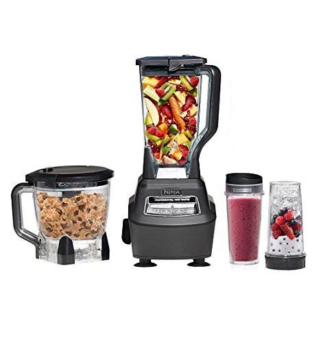 【国内配送】 NEW Ninja BL770A Mega Kitchen Kitchen System NEW 1500W Power Processor Blender Processor w/ Nutri Cups, カミフクオカシ:f187e7a5 --- kzdic.de