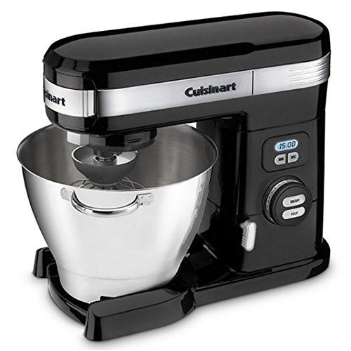 【返品送料無料】 Cuisinart Quart 5 Mixer 1/2 Quart Stand Cuisinart Mixer クイジナートスタンド3タイプ対応ミキサー (Black), ルナジー LUNA.G:6838a5f9 --- kzdic.de