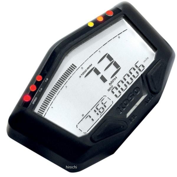 限定価格セール! コソ KOSO DB-02R マルチ スピードメーター 0-360 km/h WO店, 大きいサイズの専門店ビックリベロ 6c40bf46