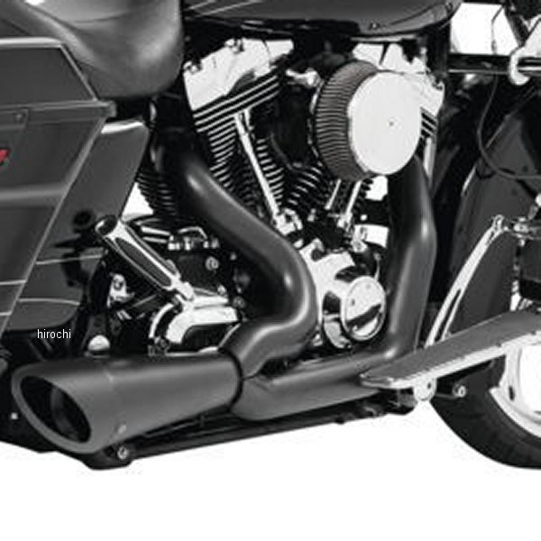 印象のデザイン フリーダム Freedom Performance フルエキゾースト コンバット 2-1 ショーティー 04年以降 XL 黒 473652-TR HD00562 WO店, 電材BlueWood 63c11f85