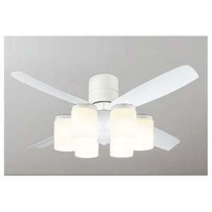 新作からSALEアイテム等お得な商品満載 オーデリック LEDシーリングファン 電球色 SH9020LDR, 湯沢市 e19b4349