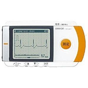 激安な HCG-801 携帯型心電計 オムロン-その他家電