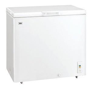 セットアップ ハイアール チェスト式冷凍庫(205L・上開き) ハイアール JF‐NC205F‐W (ホワイト) (標準設置無料), ワイエムエス大阪:f121a856 --- salsathekas.de