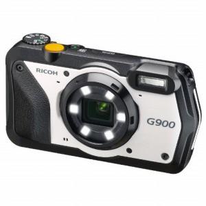 最も優遇の リコー コンパクトデジタルカメラ [防水+防塵+耐衝撃] G900-カメラ