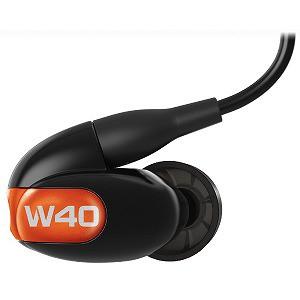 美しい W40-2019/R [リモコン対応 /ワイヤレス(左右コード) /防滴 /Bluetooth] Westone-ヘッドホン・イヤホン