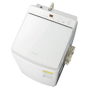 ●日本正規品● パナソニック 縦型洗濯乾燥機 [洗濯8.0kg/乾燥4.5kg] NA-FW80K7-W ホワイト(標準設置無料), 株式会社利研ジャパン 13b617dd