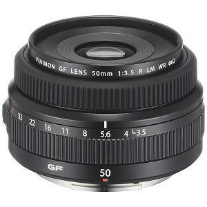 ●日本正規品● GF50mmF3.5 R LM WR「FUJIFILM Gマウント」 富士フイルム カメラレンズ フジノン GFレンズ-カメラ