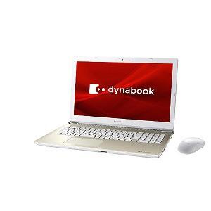 激安通販 dynabook ダイナブック ノートパソコン dynabook T4 [15.6型]P1T4LPBGサテンゴールド-その他家電